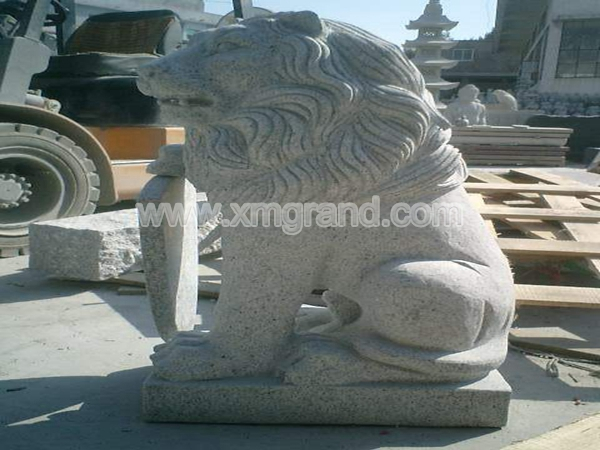Granite Animal Carving 4