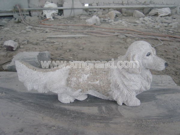 Granite Animal Carving 3