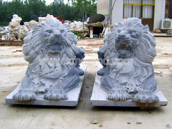 Granite Animal Carving 7
